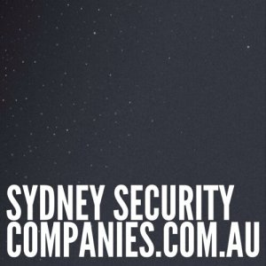 Sydney Security Companies